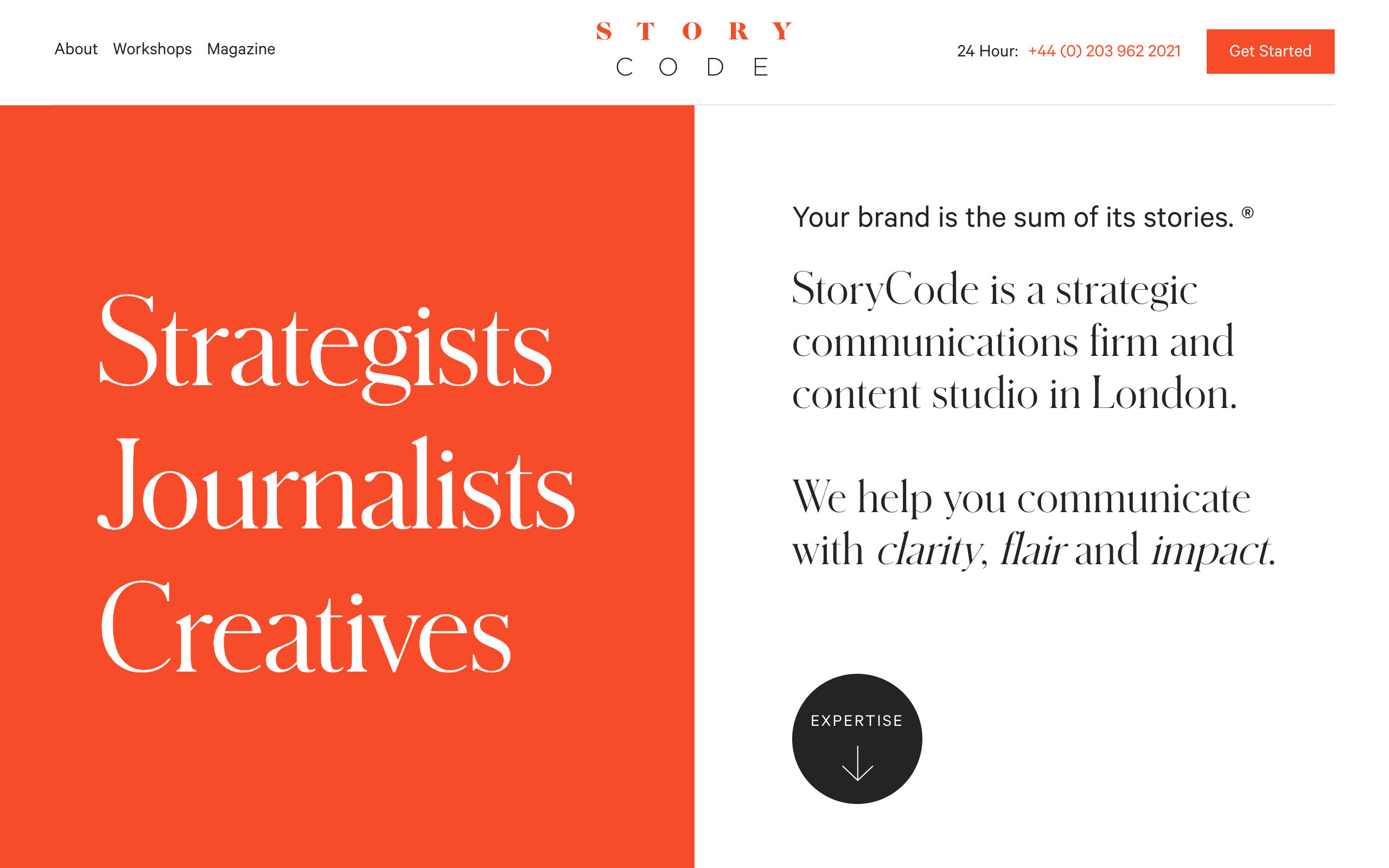 Story Code About